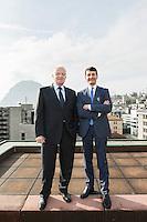 BSI SA Lugano; CEO Stefano Coduri; Direttore consiglio d'amministrazione Joseph Rickenbacher; BSI Sede Viale Franscini