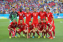 Switzerland team group line-up (SUI), <br /> JUNE 20, 2014 - Football /Soccer : <br /> 2014 FIFA World Cup Brazil <br /> Group Match -Group E- <br /> between Switzerland 2-5 France <br /> at Arena Fonte Nova, Salvador, Brazil. <br /> (Photo by YUTAKA/AFLO SPORT) [1040]