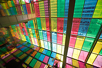 Montreal (QC) CANADA - April 2012 File Photo - Montreal Convention Centre ,  Palais des Congres de Montreal