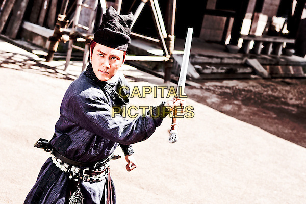 Feng Shaofeng<br /> in Young Detective Dee: Rise of the Sea Dragon (2013) <br /> (Di renjie: Shen du long wang)<br /> *Filmstill - Editorial Use Only*<br /> CAP/NFS<br /> Image supplied by Capital Pictures