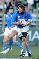 Lo Cicero (Italia)<br /> Italia vs Irlanda<br /> Six Nations Rugby<br /> Stadio Flaminio, Roma, 05/02/2011<br /> Photo Antonietta Baldassarre Insidefoto