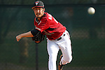 Yuhei Nakaushiro (Diamondbacks),<br /> FEBRUARY 14, 2014 - MLB : Japan's pitcher Yuhei Nakaushiro (64) of the Arizona Diamondbacks during a spring training baseball camp in Scottsdale, Arizona, United States.<br /> (Photo by AFLO)