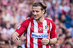 Atletico de Madrid Legends's Diego Forlan during friendly match to farewell  to Vicente Calderon Stadium in Madrid, May 28, 2017. Spain.<br /> (ALTERPHOTOS/BorjaB.Hojas)