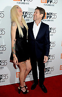 NEW YORK, NY - OCTOBER 01: Bria Vinaite and William Dafoe attends The 55th New York Film Festival - 'The Florida Project' at Alice Tully Hall on October 1, 2017 in New York City. <br /> CAP/MPI/PAL<br /> &copy;PAL/MPI/Capital Pictures