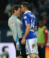Fussball Bundesliga 2011/12: FC Schalke 04 - FSV Mainz 05