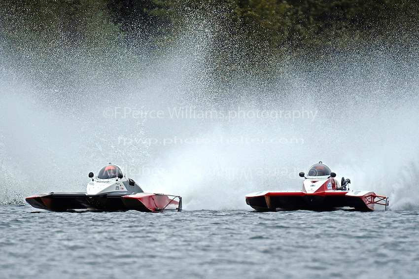 "Andrew Tate, A-25 ""Fat Chance"" and Leslie ""Poodle"" Warren, A-36 (2.5 MOD class hydroplane(s)"