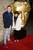 Chris Jarvis &amp; Pui Fan Lee at the British Academy Childrens Awards 2017 at the Roundhouse, Camden, London, UK. <br /> 26 November  2017<br /> Picture: Steve Vas/Featureflash/SilverHub 0208 004 5359 sales@silverhubmedia.com