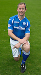 St Johnstone FC Photocall, 2015-16 Season....03.08.15<br /> Frazer Wright<br /> Picture by Graeme Hart.<br /> Copyright Perthshire Picture Agency<br /> Tel: 01738 623350  Mobile: 07990 594431