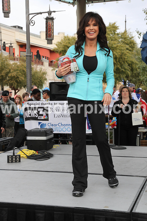 **ALL ROUND PICTURES FROM SOLARPIX.COM**                                             **SYNDICATION RIGHTS FOR UK, AUSTRALIA, DENMARK, PORTUGAL, S. AFRICA, SPAIN & DUBAI (U.A.E) & ASIA (EXCLUDING JAPAN) ONLY**                                                                                  Caption: Marie Osmond at the 10th Annual Kendall Tenney's 5K - Run For A Wish - Hosted by Marie Osmond at Town Square in Las Vegas on February 5, 2011                                                                              This pic: Marie Osmond                                                                                             JOB REF: 12753 PHZ       DATE:  05_02_2011                                                          **MUST CREDIT SOLARPIX.COM OR DOUBLE FEE WILL BE CHARGED**                                                                      **MUST AGREE FEE BEFORE ONLINE USAGE**                               **CALL US ON: +34 952 811 768 or LOW RATE FROM UK 0844 617 7637**