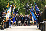 Images from the annual Nevada Law Enforcement Officers Memorial Ceremony on the Capitol Mall in Carson City, Nev., on Thursday, May 7, 2015.<br /> Photo by Cathleen Allison