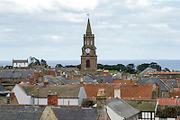 Berwick-upon-Tweed Town Hall spire