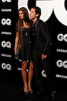 Adrien Brody and Lara Lieto attends GQ Men of the Year 2012 Awards at Palace Hotel on November in Madrid, Spain. November 19, 2012. (ALTERPHOTOS/Caro Marin) /NortePhoto
