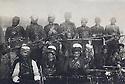Turkey 1930?.The Ararat rebellion ( 1927-1931 ):Fighters of Agri Dagh and among them some Shakak tribesmen.<br /> Turquie 1930?.La r&eacute;volt&eacute; de l'Ararat ( 1927-1931 ): Combattants de l'Agri Dagh et parmi eux des membres de la tribu des Shakak<br /> تورکیا سالی 1930؟ راپه رینی ئارارات (1927ـ1931), تیکوشه رانی ئاگری داغ وچه ند که س له عه شیره تی شکاک