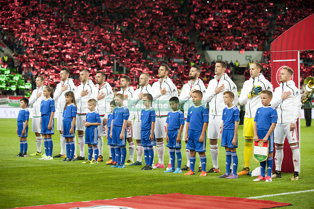 Hungary v Portugal - FIFA World Cup 2018 Qualifying