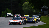 Pirelli World Challenge<br /> Grand Prix of Lime Rock Park<br /> Lime Rock Park, Lakeville, CT USA<br /> Saturday 27 May 2017<br /> Ryan Eversley / Tom Dyer<br /> World Copyright: Richard Dole/LAT Images<br /> ref: Digital Image RD_LMP_PWC_17127