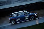 Danny Innes/Paul Eve - Redline Racing Mini Cooper