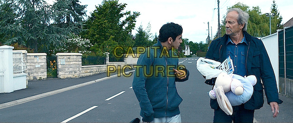 Rachid Youcef, Patrick Chesnais<br /> in La braconne (2013) <br /> *Filmstill - Editorial Use Only*<br /> CAP/NFS<br /> Image supplied by Capital Pictures
