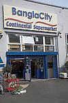 BanglaCity continetal supermarket, Brick Lane, London, E1, England