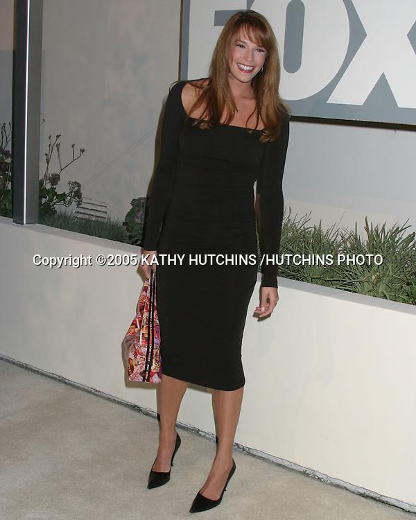 ©2005 KATHY HUTCHINS /HUTCHINS PHOTO.TELEVISION CRITICS ASSOCIATION PRESS TOUR PARTY.FOX-TV.LOS ANGELES, CA.JANUARY 17, 2005..AMANDA REGHETTI