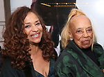 Debbie Allen and Vivian Ayers attends the Broadway Opening Night of  'Saint Joan' at the Samuel J. Friedman Theatre on April 25, 2018 in New York City.