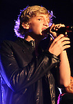 "Australian teen pop star Cody Simpson performs on his co-headlining ""Waiting4U tour"" with Greyson Chance at the Chameleon in Lancaster, Pennsylvania USA April 20, 2011. .Copyright EML/Rockinexposures.com."