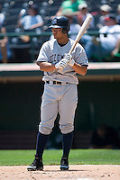Columbus Clippers right fielder Bronson Sardinha gets ready to take his swings versus the Charlotte Knights at Knights Stadium in Fort Mill, SC, Tuesday, July 18, 2006.