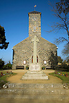 St Peter's church, Island of Sark, Channel Islands, Great Britain