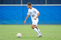 2 October 2011:  FIU forward Roberto De Sousa (20) moves the ball upfield in the first half as the FIU Golden Panthers defeated the University of Kentucky Wildcats, 1-0 in overtime, at University Park Stadium in Miami, Florida.