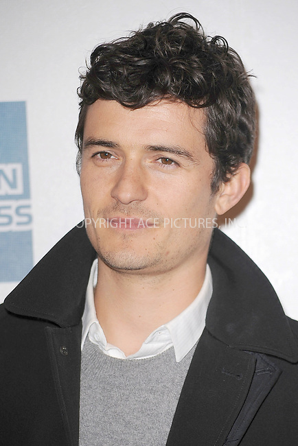 WWW.ACEPIXS.COM . . . . . .April 22, 2011...New York City...Orlando Bloom attends the premiere of 'The Good Doctor' during the 2011 Tribeca Film Festival at BMCC Tribeca PAC on April 22, 2011 in New York City....Please byline: KRISTIN CALLAHAN - ACEPIXS.COM.. . . . . . ..Ace Pictures, Inc: ..tel: (212) 243 8787 or (646) 769 0430..e-mail: info@acepixs.com..web: http://www.acepixs.com .