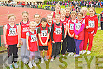 Pictured at the Kerry Community Games finals at Castleisland on Saturday were the Rock Street/ Caherslee: Aine Mulrooney, Lara Flynn, Grace Reidy, John Fealy, Emma Reidy, Joe Reidy, Katie Nagle, Joey Nagle, Maeve McElligott, Daniel Bowler, Leah Long, Natal Tilega and Emer Litchfield. .