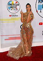 LOS ANGELES, CA - OCTOBER 09: Lexy Panterra attends the 2018 American Music Awards at Microsoft Theater on October 9, 2018 in Los Angeles, California.  <br /> CAP/MPI/IS<br /> ©IS/MPI/Capital Pictures
