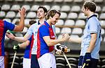Almere - Zaalhockey  Laren-SCHC (heren)   .  Daan Dullemeijer (SCHC)  .TopsportCentrum Almere.    COPYRIGHT KOEN SUYK