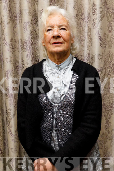 Alice O'Sullivan the first Rose of Tralee 1959 enjoying the Rose Reunion in the Rose Hotel on Saturday night.