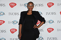 Terri Walker arriving for the Ivor Novello Awards 2018 at the Grosvenor House Hotel, London, UK. <br /> 31 May  2018<br /> Picture: Steve Vas/Featureflash/SilverHub 0208 004 5359 sales@silverhubmedia.com