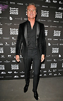 David Coulthard at the Broadcast Awards 2018, Grosvenor House Hotel, Park Lane, London, England, UK, on Wednesday 07 February 2018.<br /> <br /> CAP/CAN<br /> &copy;CAN/Capital Pictures