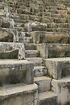 Samaria, Sebastie, the 2nd century theatre of the Roman city Sebaste