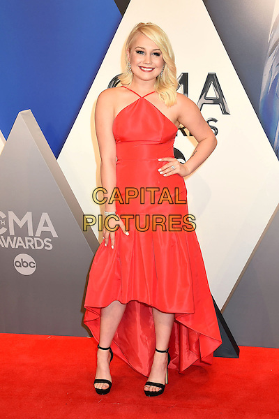 4 November 2015 - Nashville, Tennessee - RaeLynn, Racheal Lynn Woodward. 49th CMA Awards, Country Music's Biggest Night, held at Bridgestone Arena. <br /> CAP/ADM/LF<br /> &copy;LF/ADM/Capital Pictures