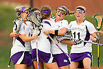 High Point Women's Lacrosse 2012