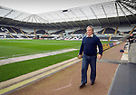 170409 Scott Johnson - new Ospreys Coach
