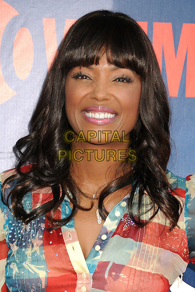 17 July 2014 - West Hollywood, California - Aisha Tyler. CBS, CW, Showtime Summer Press Tour 2014 held at The Pacific Design Center. <br /> CAP/ADM/BP<br /> &copy;Byron Purvis/AdMedia/Capital Pictures