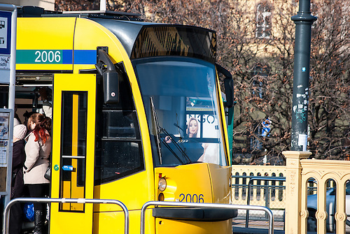 Exploring  a little off the beaten track in Budapest<br /> Tram