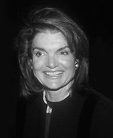 Jackie Kennedy 1984<br /> Photo By Adam Scull/PHOTOlink.net