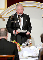 Prince Charles at Dinner in Aid of the Australian Bushfire Relief and Recovery Effort