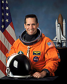 FILE: In this photo released by NASA, this is the official portrait of Commander William A. Oefelein, United States Navy, pilot, STS-116 Discovery from December 9 to 22, 2006 taken on April 16, 2003. The seven-member crew on this 12-day mission continued construction of the ISS outpost by adding the P5 spacer truss segment during the first of four spacewalks. Mission duration was 12 days, 20 hours and 45 minutes.<br /> Credit: NASA via CNP