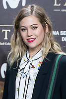 Kimberley Tell attends to the premiere of 'La Peste' at Callao Cinemas in Madrid, Spain. January 11, 2018. (ALTERPHOTOS/Borja B.Hojas) /NortePhoto.com NORTEPHOTOMEXICO