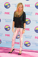 UNIVERSAL CITY, CA - JULY 22: Cat Deeley at the 2012 Teen Choice Awards at Gibson Amphitheatre on July 22, 2012 in Universal City, California. &copy; mpi28/MediaPunch Inc. /NortePhoto.com*<br />  **CREDITO*OBLIGATORIO** *No*Venta*A*Terceros*<br /> *No*Sale*So*third* ***No*Se*Permite*Hacer Archivo***No*Sale*So*third*&Acirc;&copy;Imagenes*