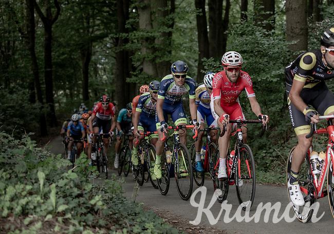 Cyril Lemoine (FRA/Cofidis)<br /> <br /> 1st Great War Remembrance Race 2018 (UCI Europe Tour Cat. 1.1) <br /> Nieuwpoort > Ieper (BE) 192.7 km