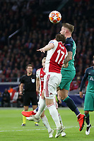 Daley Blind of Ajax and Toby Alderweireld of Tottenham Hotspur during AFC Ajax vs Tottenham Hotspur, UEFA Champions League Football at the Johan Cruyff Arena on 8th May 2019