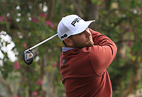 Casey O'Toole (USA) on the 7th tee during Round 1 of the UBS Hong Kong Open, at Hong Kong golf club, Fanling, Hong Kong. 23/11/2017<br /> Picture: Golffile | Thos Caffrey<br /> <br /> <br /> All photo usage must carry mandatory copyright credit     (&copy; Golffile | Thos Caffrey)
