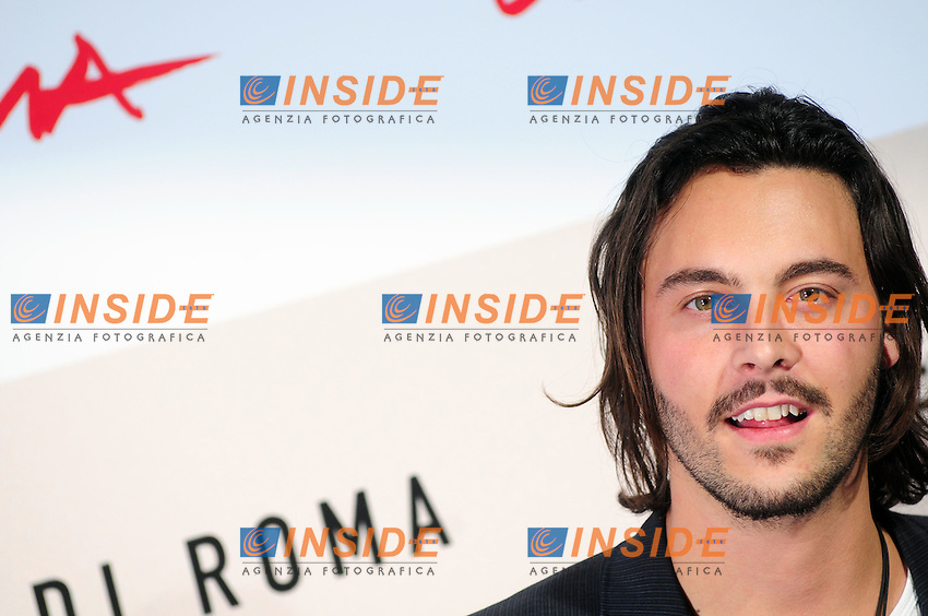 Third edition of the Rome International film festival<br /> Jack Huston<br /> Photocall 'The Garden of Eden'<br /> Roma 26/10/2008<br /> Photo Luca Cavallari Insidefoto